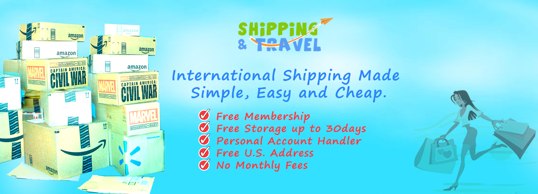 Shipping And Travel