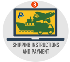 shipping and travel step 3